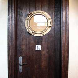 dvere wc masiv